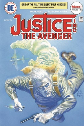 JUSTICE INC AVENGER GRAPHIC NOVEL