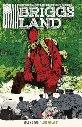 BRIGGS LAND VOLUME 2 LONE WOLVES GRAPHIC NOVEL