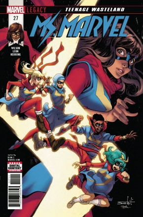 MS MARVEL #27 (2015 SERIES)