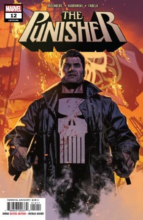 PUNISHER #12 (2018 SERIES)