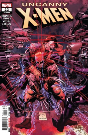 UNCANNY X-MEN #22 (2018 SERIES)