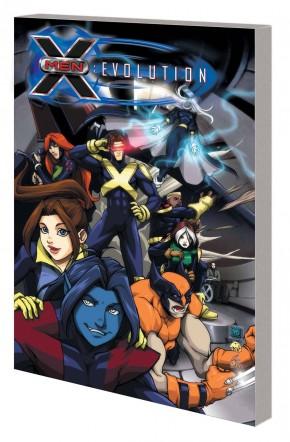 X-MEN EVOLUTION GRAPHIC NOVEL