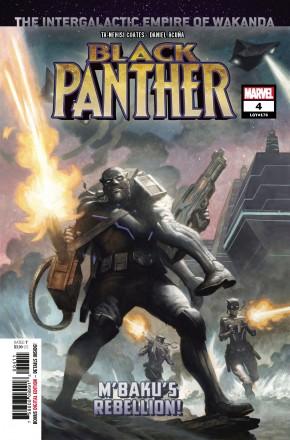 BLACK PANTHER #4 (2018 SERIES)