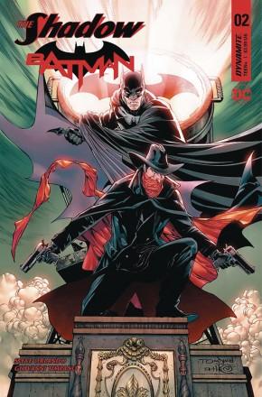 SHADOW BATMAN #2