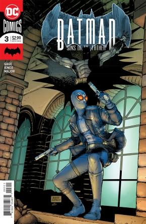 BATMAN SINS OF THE FATHER #3