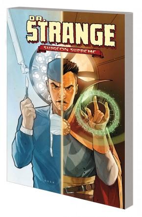 DR STRANGE SURGEON SUPREME VOLUME 1 UNDER THE KNIFE GRAPHIC NOVEL