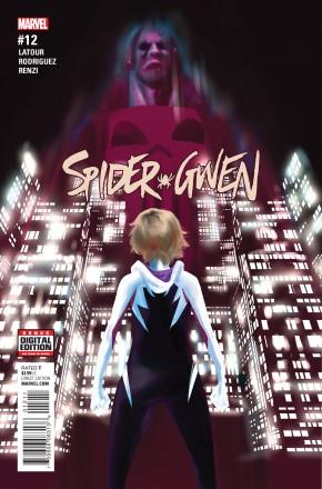 SPIDER-GWEN #12 (2015b SERIES)