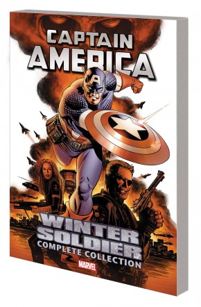 CAPTAIN AMERICA WINTER SOLDIER COMPLETE COLLECTION GRAPHIC NOVEL