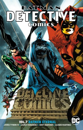 BATMAN DETECTIVE COMICS VOLUME 7 BATMAN ETERNAL GRAPHIC NOVEL