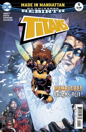TITANS #9 (2016 SERIES)