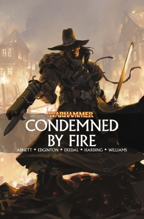 WARHAMMER CONDEMNED BY FIRE GRAPHIC NOVEL