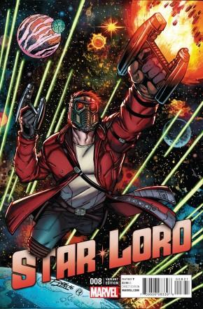 STAR-LORD VOLUME 2 #8 LIM VARIANT