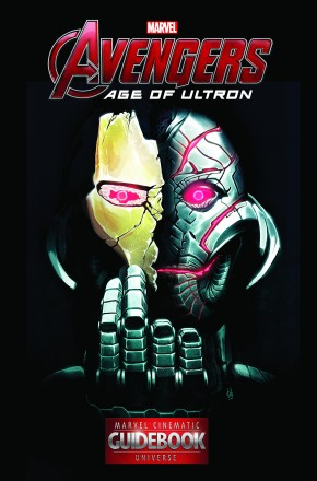 GUIDEBOOK MARVEL CINEMATIC UNIVERSE MARVELS AVENGERS AGE ULTRON #1