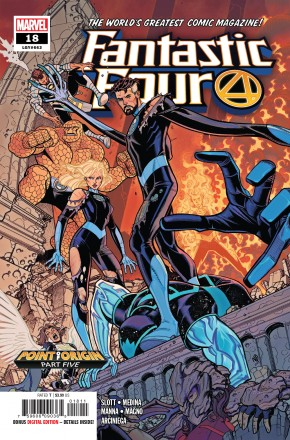 FANTASTIC FOUR #18 (2018 SERIES)