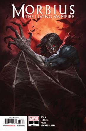 MORBIUS #3 (2019 SERIES)