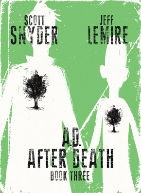 AD AFTER DEATH BOOK 3