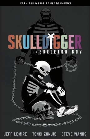 SKULLDIGGER AND SKELETON BOY GRAPHIC NOVEL