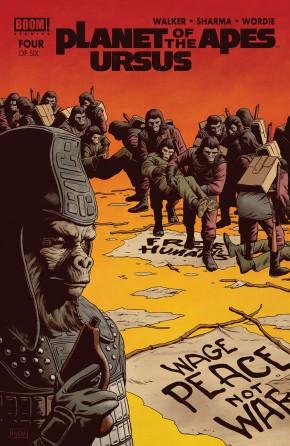 PLANET OF THE APES URSUS #4 (RANDOM COVER)