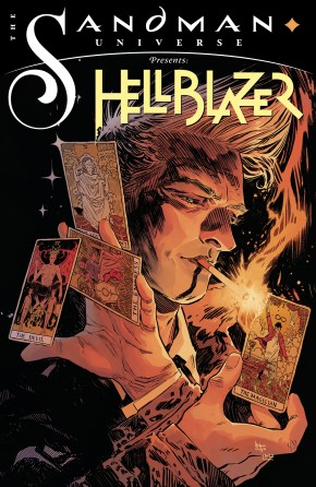 JOHN CONSTANTINE HELLBLAZER VOLUME 1 MARKS OF WOE GRAPHIC NOVEL