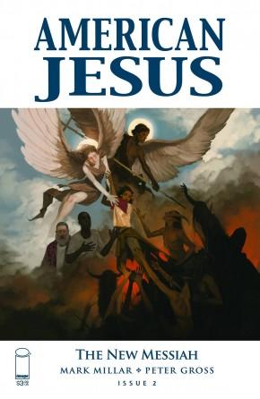 AMERICAN JESUS NEW MESSIAH #2