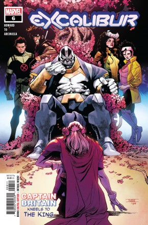 EXCALIBUR #6 (2019 SERIES)
