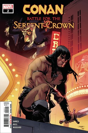 CONAN BATTLE FOR SERPENT CROWN #2