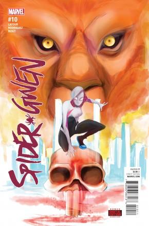 SPIDER-GWEN #10 (2015b SERIES)
