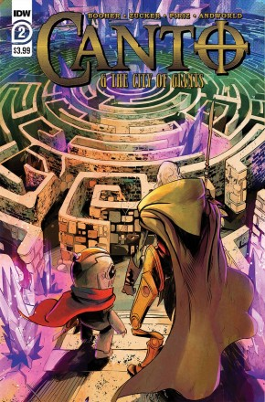 CANTO AND THE CITY OF GIANTS #2