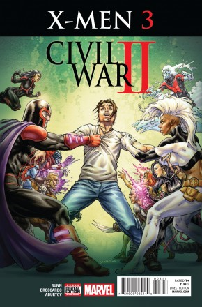 CIVIL WAR II X-MEN #3