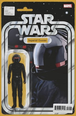 STAR WARS #71 CHRISTOPHER ACTION FIGURE VARIANT