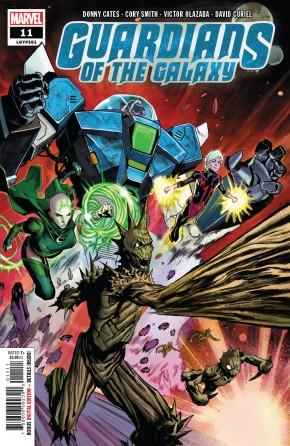 GUARDIANS OF THE GALAXY #11 (2019 SERIES)