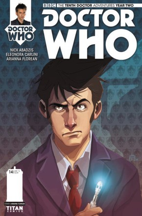 DOCTOR WHO 10TH YEAR TWO #14