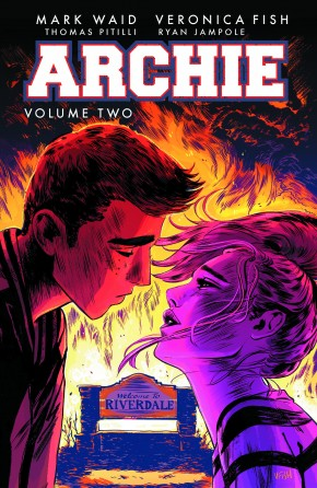 ARCHIE VOLUME 2 GRAPHIC NOVEL