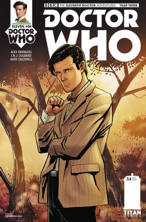 DOCTOR WHO 11TH YEAR THREE #4