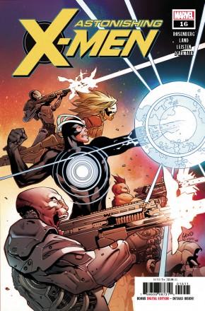 ASTONISHING X-MEN #16 (2017 SERIES)
