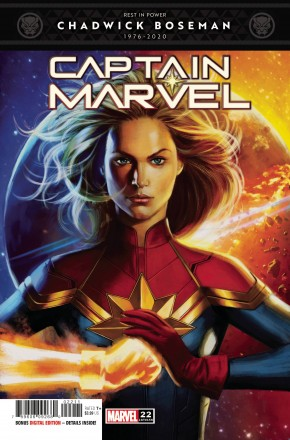 CAPTAIN MARVEL #22 (2019 SERIES)