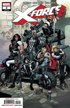 X-FORCE #2 (2018 SERIES)