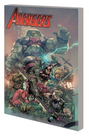 AVENGERS BY JONATHAN HICKMAN THE COMPLETE COLLECTION VOLUME 2 GRAPHIC NOVEL