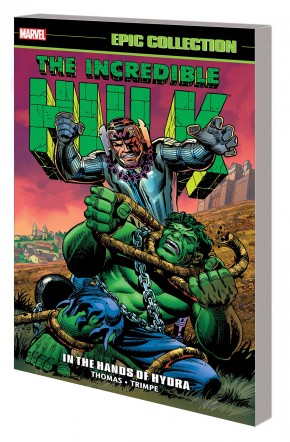INCREDIBLE HULK EPIC COLLECTION IN THE HANDS OF HYDRA GRAPHIC NOVEL