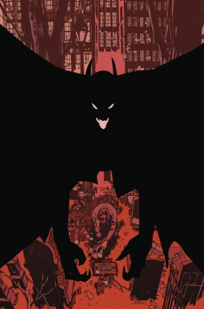 BATMAN CREATURE OF THE NIGHT HARDCOVER