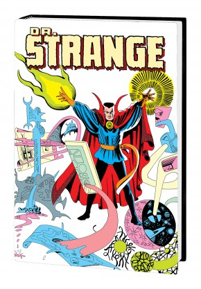 DITKO IS STRANGE KING-SIZE HARDCOVER