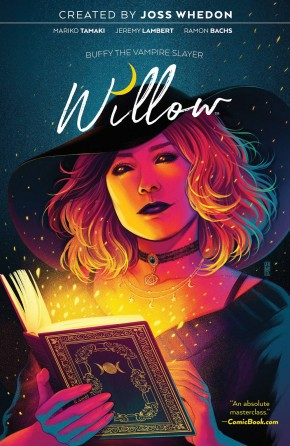 BUFFY THE VAMPIRE SLAYER WILLOW GRAPHIC NOVEL