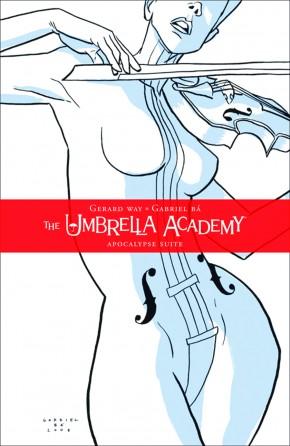 UMBRELLA ACADEMY VOLUME 1 APOCALYPSE SUITE GRAPHIC NOVEL