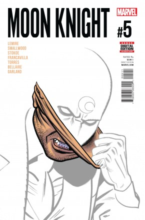 MOON KNIGHT VOLUME 8 #5