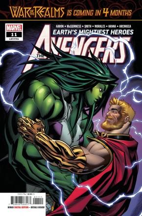 AVENGERS #11 (2018 SERIES)