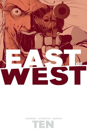 EAST OF WEST VOLUME 10 GRAPHIC NOVEL