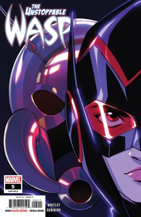 UNSTOPPABLE WASP #5 (2018 SERIES)