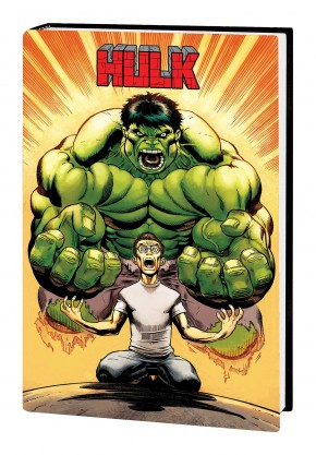 HULK BY LOEB AND MCGUINNESS OMNIBUS HARDCOVER