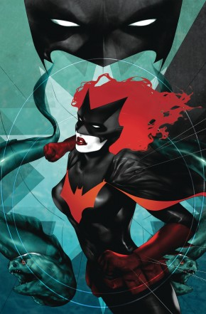 BATWOMAN HAUNTED TIDES GRAPHIC NOVEL
