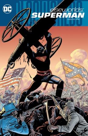 ELSEWORLDS SUPERMAN VOLUME 1 GRAPHIC NOVEL